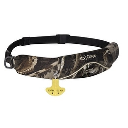 Onyx M-16 Manual Inflatable Belt Pack Realtree Max-5 Adult Universal 130900-812-004-17