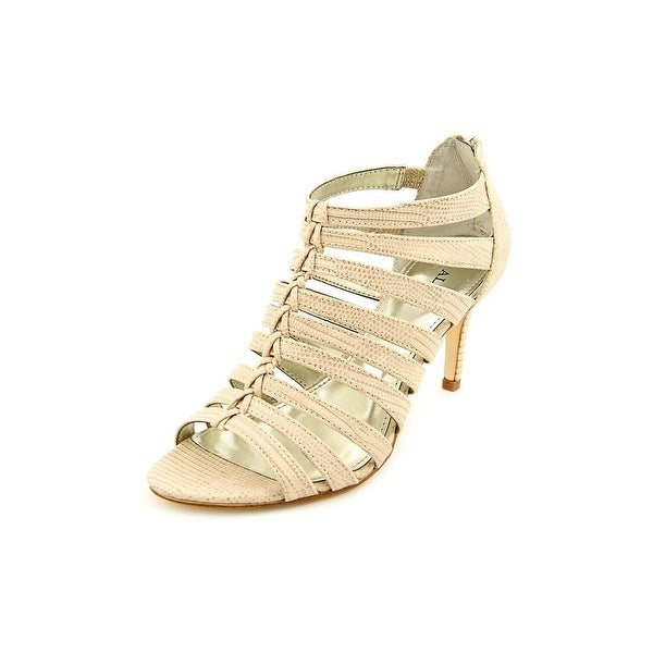 Alfani Menny Open Toe Synthetic Sandals