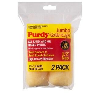 """Purdy 140624023 Jumbo Mini Roller, 1/2"""""""