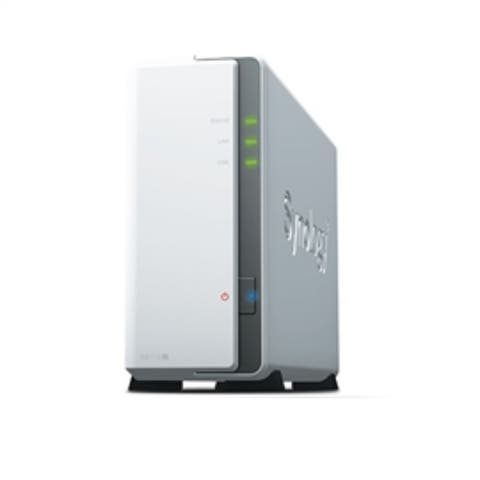 Synology Network Attachment Storage DS119j 1Bay DiskStation (Diskless) Retail