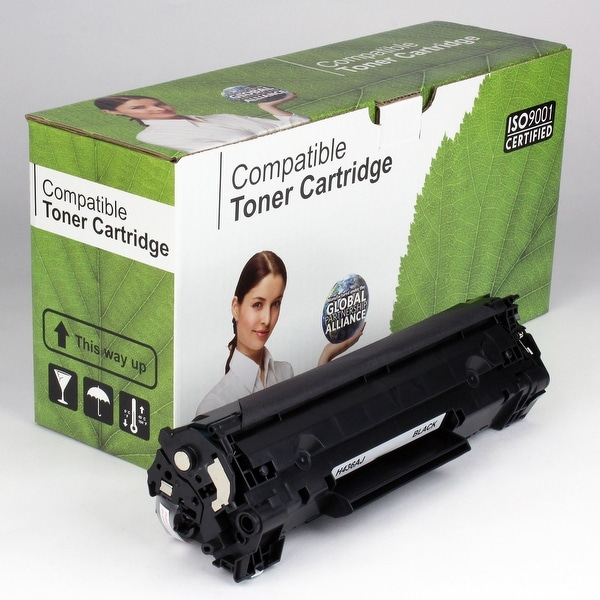 Value Brand replacement for HP 36X CB436X Toner (3,000 Yield)