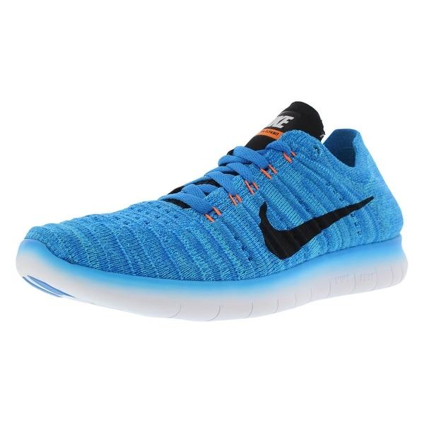 big sale 92cf8 43629 Nike Free Rn Flyknit (Gs) Junior  x27 s Shoes ...
