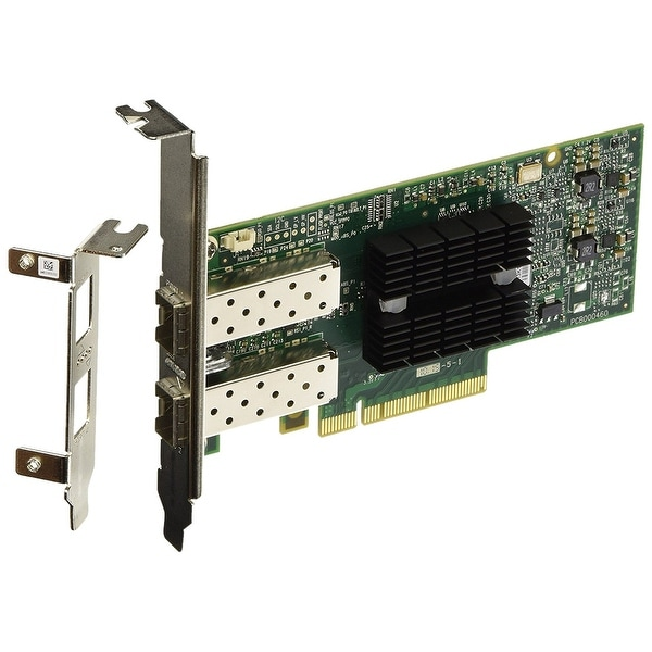 Mellanox Accessory Mcx312a-Xcbt Connectx-3 Dual-Port 10Gbe Ethernet Adapter Card