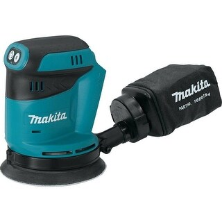 "Makita XOB01Z LXT 18V Lithium-Ion Cordless 5"" Random Orbit Sander, Tool Only"
