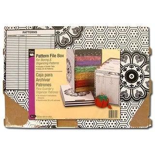 Dritz Pattern File Box