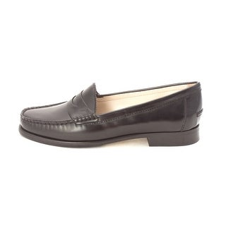Cole Haan Womens Classic Penny On Alexa Penny Closed Toe Loafers - 6