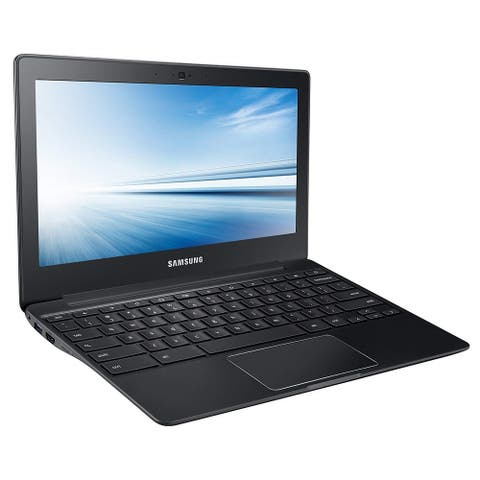 Samsung Chromebook 2 Samsung Exynos 5 Octa 5420 X8 1.9GHz 4GB 16GB, Black (Certified Refurbished)