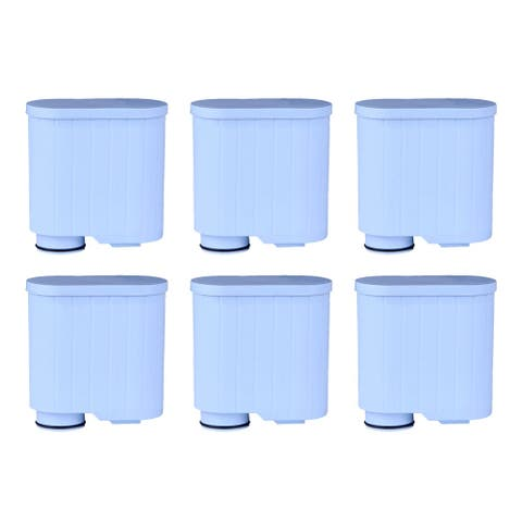 Replacement Coffee Filter for Saeco CA6903/47 / Aqua Clean Filter - 6 pack