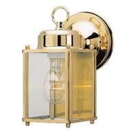 "Westinghouse 66936 One-Light Exterior Wall Lantern, 4-1/8"" x 8-1/4"""