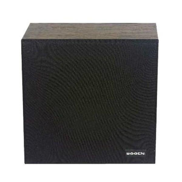 Bogen BG-WBS8T725VM Wall Baffle Speaker Recessed Vol Contr