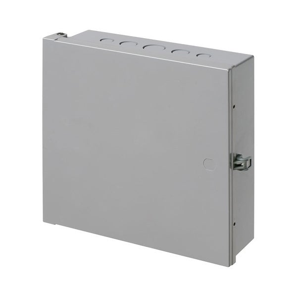 "Arlington™ EB1111 Heavy-Duty Non-Metallic Enclosure Box (11"" x 11"""