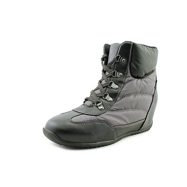 Sporto Womens Sheila Closed Toe Ankle Cold Weather Boots