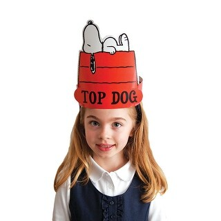 Peanuts Snoopy Top Dog Wearable Cut