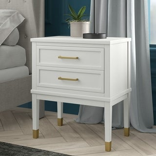 Link to Picket House Furnishings Brody Side Table in White Similar Items in Living Room Furniture