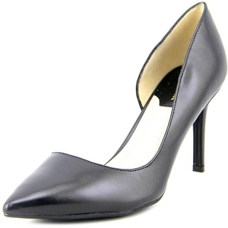 Marc Fisher Zanetti Women Pointed Toe Leather Heels