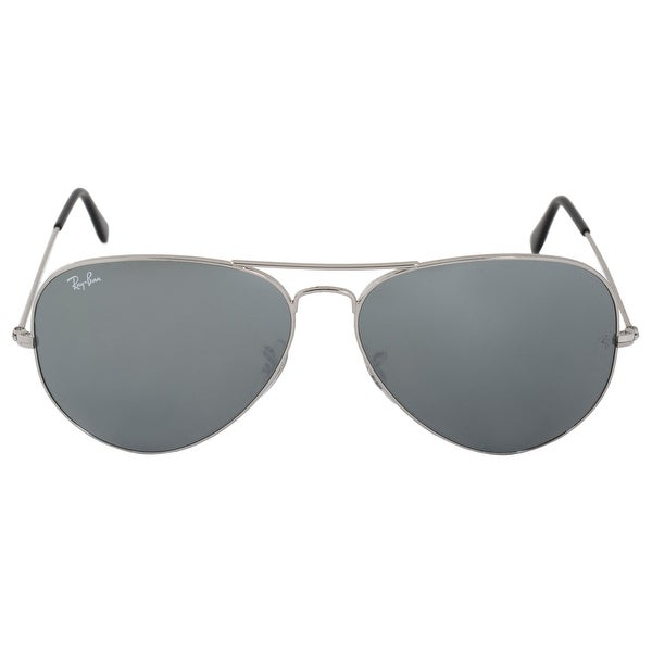 Shop Ray-Ban Aviator Large Metal Sunglasses RB3025 00340 62  309c8e3aaa1bc