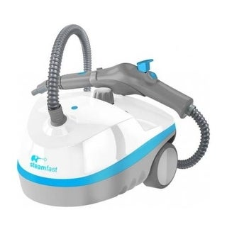 SteamFast SF-370 Canister Steam Cleaner - White