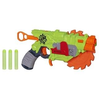 Nerf Zombie Strike Crosscut Buzzsaw Blaster