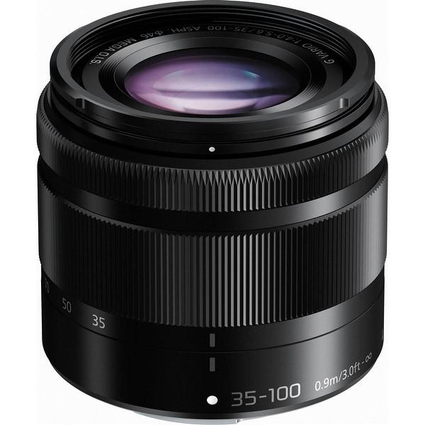 Panasonic Lumix G Vario 35-100mm f/4-5.6 ASPH. MEGA O.I.S. Lens (International Model)