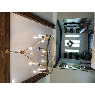 Old World 9-light Chandelier