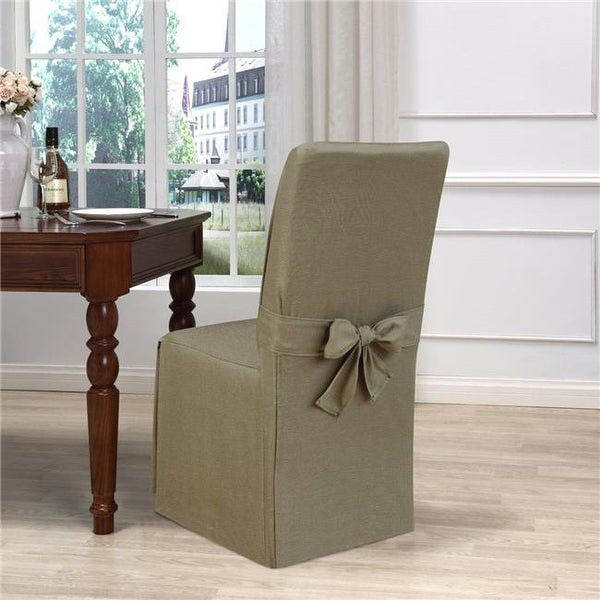 Dining Table Chair Slipcovers shop madison kathy ireland garden retreat dining room chair