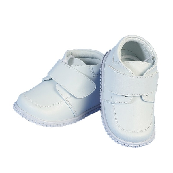 22733450f71c Shop Angels Garment Toddler Girls Boys White Christening Easter Shoes 4-5 -  Free Shipping On Orders Over  45 - Overstock - 25600473