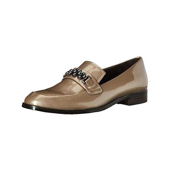 Donald J. Pliner Womens Leeza Loafers Dress Embellished - 7.5 medium (b,m)
