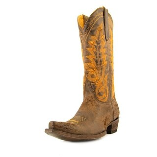 "Old Gringo Nevada 13"" Square Toe Leather Western Boot"