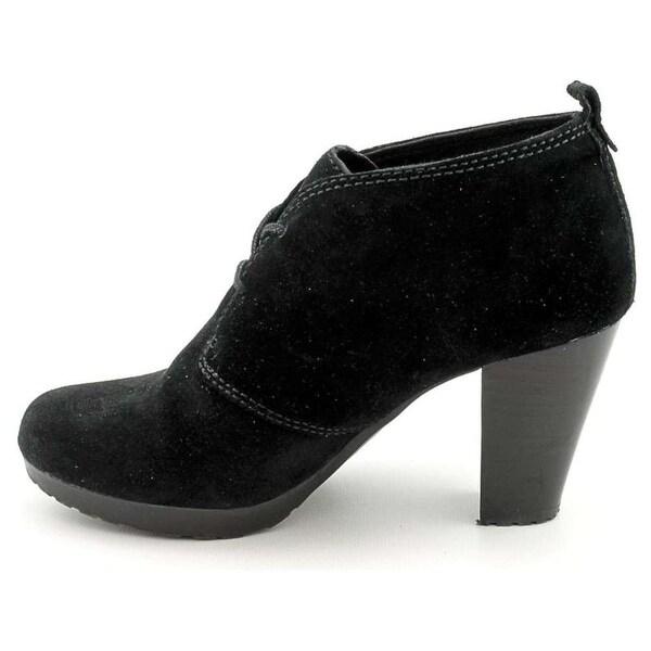 Giani Bernini Womens Olotl Closed Toe Ankle Fashion Boots