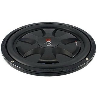 PowerBass S10T 10 in. Single 4 Ohm Thin Subwoofer