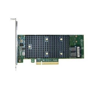 Controller Card Tri-Mode SAS SATA PCIe RAID Adapter with 8 Interna