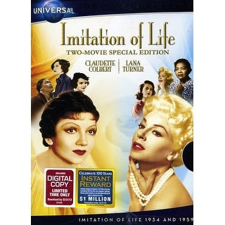 Imitation of Life Two-Movie Special Edition [DVD]