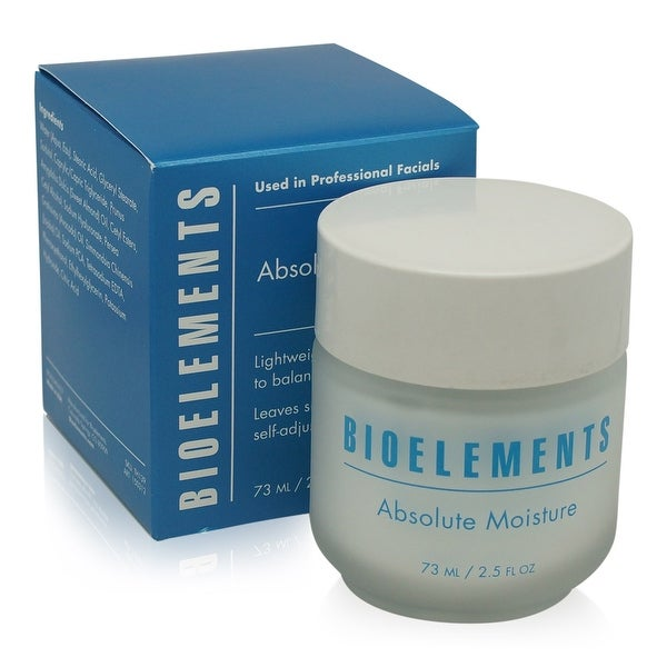 Bioelements Absolute Moisture 2.5-Oz