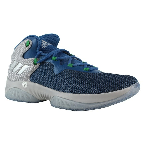 Shop Adidas Mens By3775 8 Blue Basketball Shoes Size 8 By3775 - - 23386581 79881d