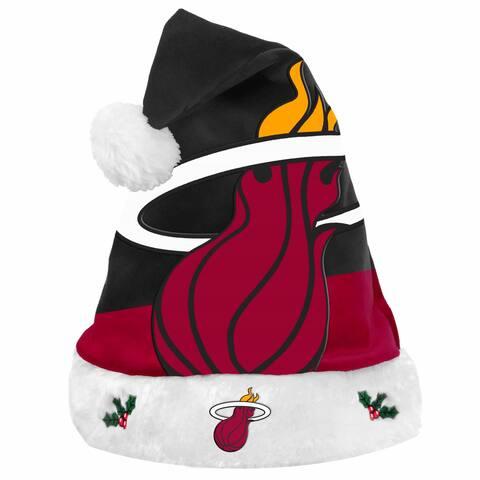Miami Heat Santa Hat Basic Design 2018