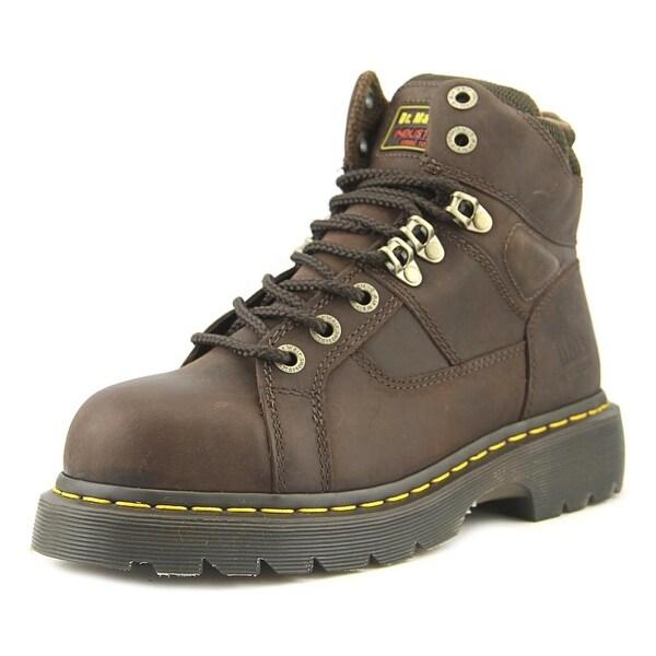 1a1637c9b5 Shop Dr. Martens Air Wair Ironbridge Men Steel Toe Leather Brown ...