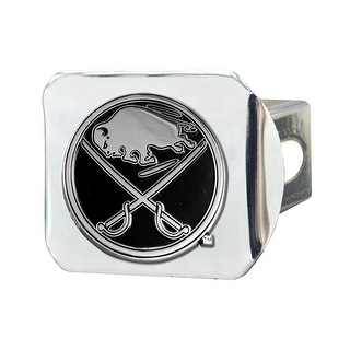 "NHL - Buffalo Sabres Hitch Cover - 3.4"" x 4"""