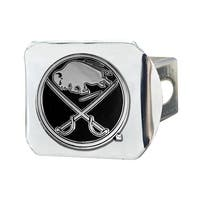 """NHL - Buffalo Sabres Hitch Cover - 3.4"""" x 4"""""""