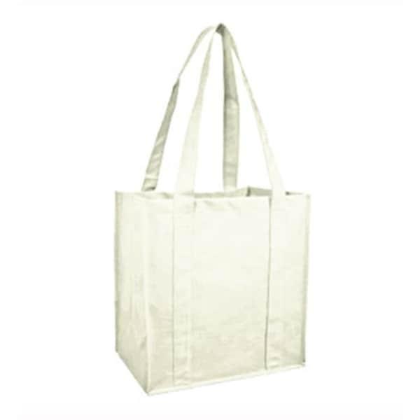 047feae98 Shop Liberty Bags R3000 Reusable Shopping Tote - White