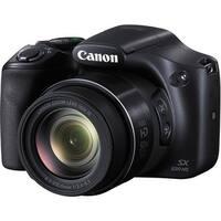 Canon PowerShot SX530 HS Digital Camera (Black)