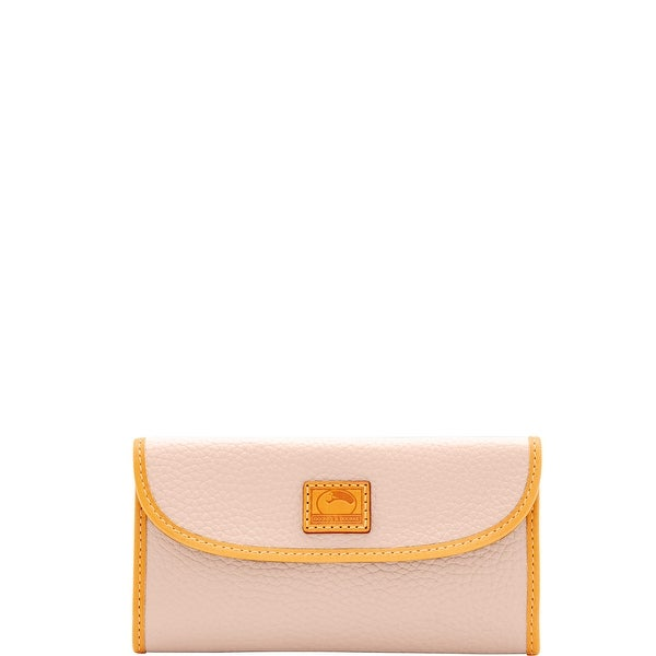 Dooney & Bourke Patterson Leather Continental Clutch Wallet (Introduced by Dooney & Bourke at $128 in Apr 2017)