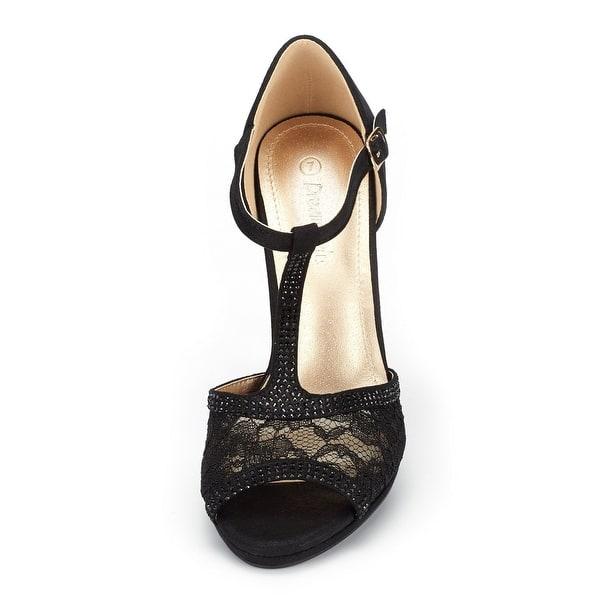 Details about  /DREAM PAIRS Women/'s Amore Fashion Stilettos Open Toe Pump Heel Sandals