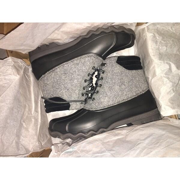cc3fcbd11ba Shop Sperry Top-Sider Men's Avenue Duck Boot Grey Wool/Leather ...