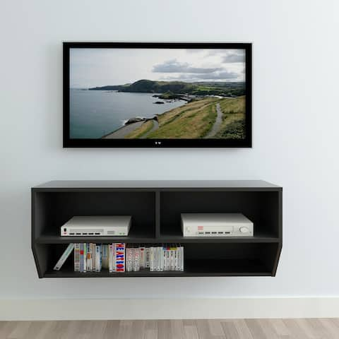 """40"""" Wall Mounted TV Stand Floating TV Console Table - 42 inches"""