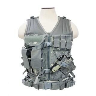 VISM® by NcSTAR® Tactical Vest [MED-2XL] - Digital Camo