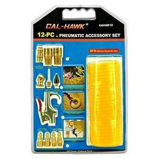 12 - pc. Pneumatic Accessory Set