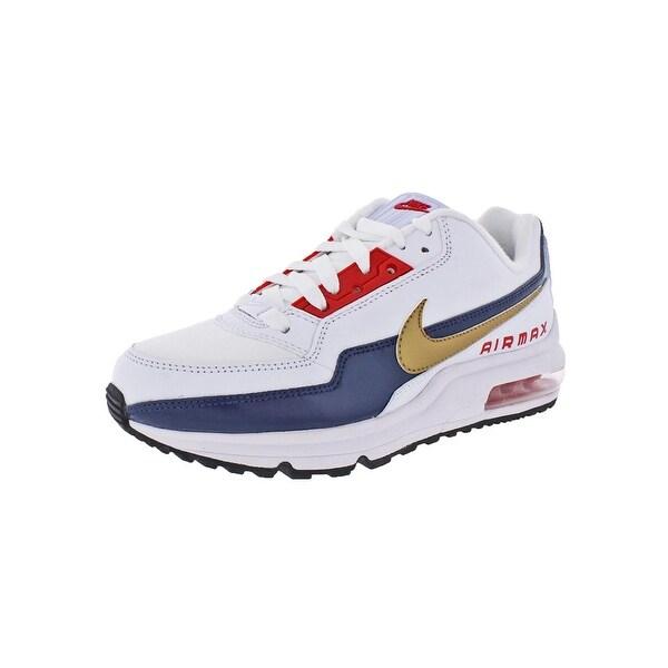 Nike Mens Air Max LTD 3 PREM Running Shoes Training Cushioned - 6 medium (d)