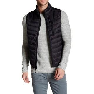 Hawke & Co Mens Pro Series Sport Large Black Premium Packable Down Vest