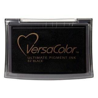 Versacolor Pigment Ink Pad-Black