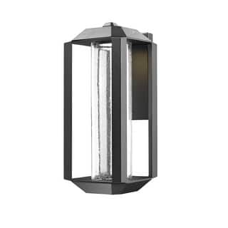 Artcraft lighting outdoor lighting for less overstock artcraft lighting ac9091 wexford single light led outdoor wall sconce aloadofball Choice Image